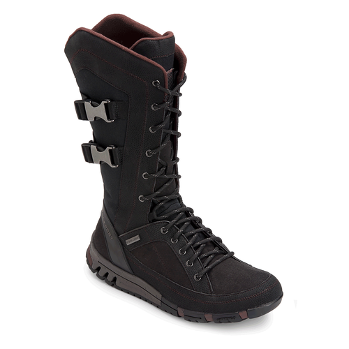 truChana Hardware Boot in Black